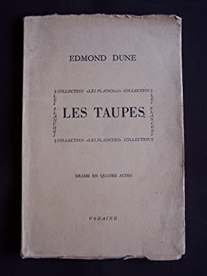 Les taupes