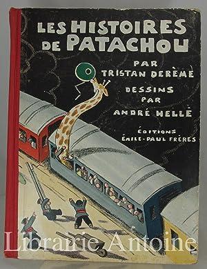Les Histoires de Patachou.: Derème (Tristan)