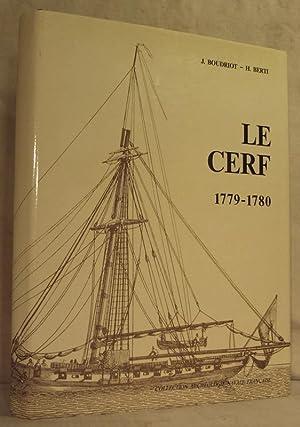 COTRE LE CERF 1779 - 1780 Du: BOUDRIOT Jean, BERTI