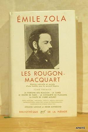 LES ROUGON-MACQUART Histoire naturelle et sociale d'une: ZOLA (Emile)