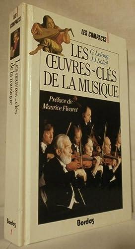 LES OEUVRES-CLES DE LA MUSIQUE, musique instrumentale: LELONG G. &