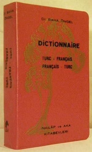 Dictionnaire turc-français français-turc: ONGEL Baha