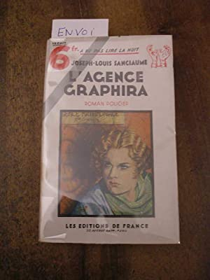 L' AGENCE GRAPHIRA , COLLECTION