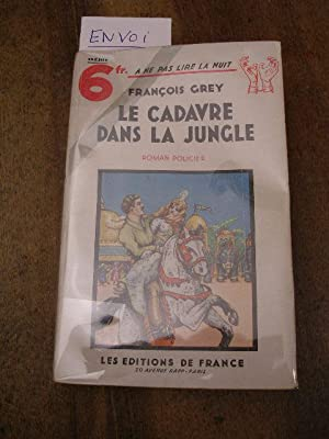 LE CADAVRE DANS LA JUNGLE , COLLECTION