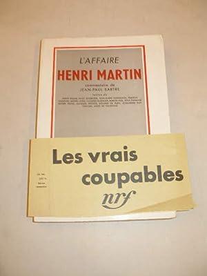 L' AFFAIRE HENRI MARTIN: COLLECTIF