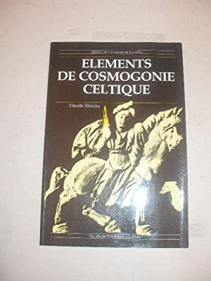 ELEMENTS DE COSMOGONIE CELTIQUE