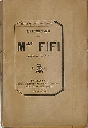 Melle Fifi.: MAUPASSANT (Guy de).