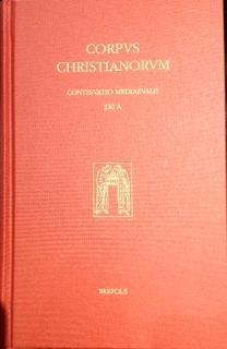 Opera homelitica, II: Sermones de tempore CXXXVI-CCCXXIV (Corpus Christianorum, Continuatio ...