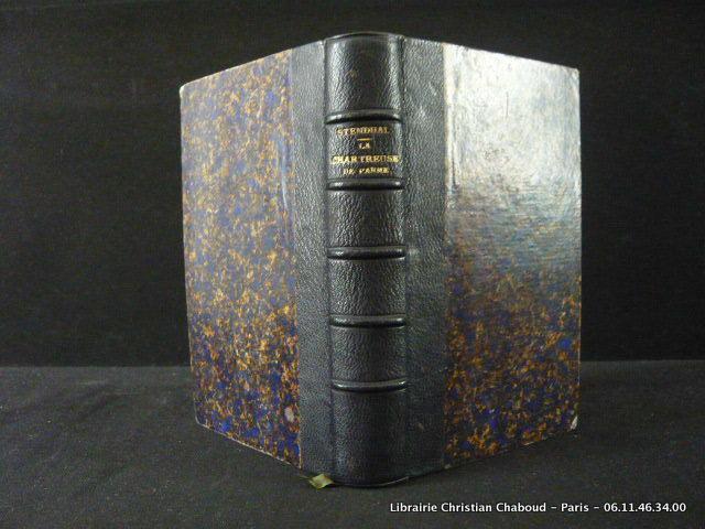 La Chartreuse de Parme Stendhal (Henri Beyle)