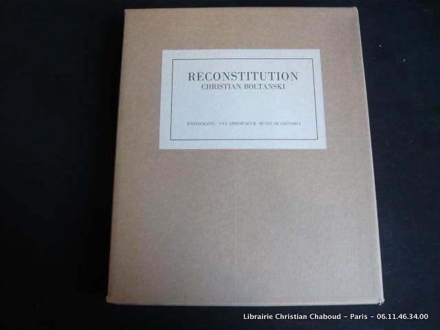 Reconstitution - Christian Boltanski