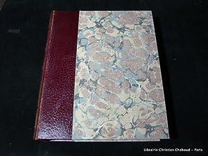 Oeuvres d'Hippocrate. Oeuvres complètes. En 4 volumes. Illustrations de Kuhn-Ré...