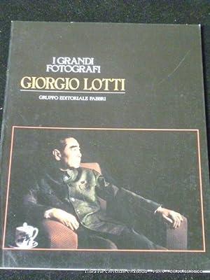 Giorgio Lotti I Grandi Fotografi: Giorgio Lotti
