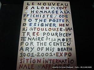 Nouveau salon des Cent - Exposition Internationale: Collectif ( Toulouse-Lautrec)