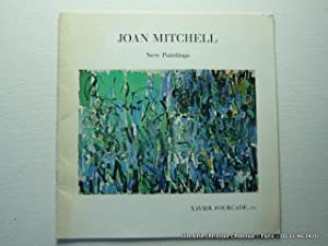 Joan Mitchell New Paintings November 23rd -December: Mitchell Joan -