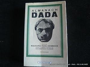 Almanach Dada: Richard Huelsenbeck, pour