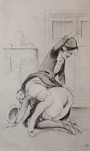 JACINTHE OU LES IMAGES DU PÉCHÉ. Orné de 15 héliogravures par P. BELOTI...