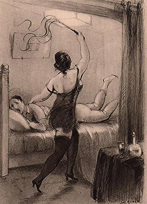 DRESSEUSES D'HOMMES. Dialogues intimes. Illustrations de Jim: Florence FULBERT [pseudonyme,