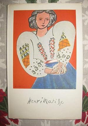 Henri Matisse: André Lejard
