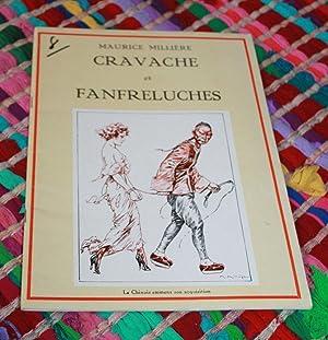 Cravache et Fanfreluche: Maurice Millière, illustrateur