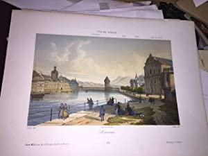 LITHOGRAPHIE Lucerne