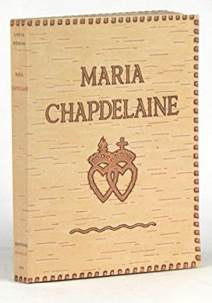 Maria Chapdelaine. Illustrations de Clarence Gagnon.: HÉMON, Louis. (GAGNON,