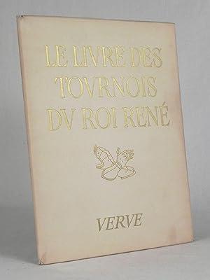 Le Livre des tournois du Roi René.: VERVE n° 16).