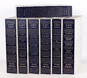 Oeuvres complètes. T1: Récits et romans: L'Étranger,: CAMUS, Albert.