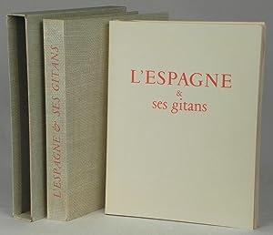 L'Espagne & ses gitans. Introduction et dessins: MÉRIMÉE, Prosper. (CHIMOT,