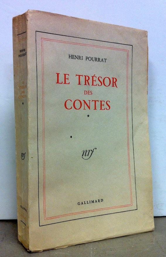 Le_Trésor_des_contes_*_tome_1_seul_POURRAT_Henri___Couverture_souple
