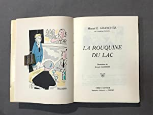 La rouquine du lac. Illustrations de Bernard Aldebert.