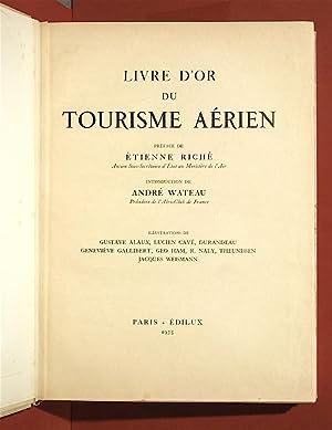 Livre d'Or du Tourisme Aérien. Préface de: COLLECTIF]