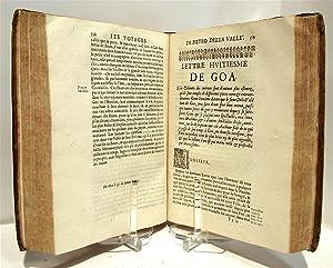 Quatriesme et derniere partie [seule] des fameux: VALLE (Pietro della)