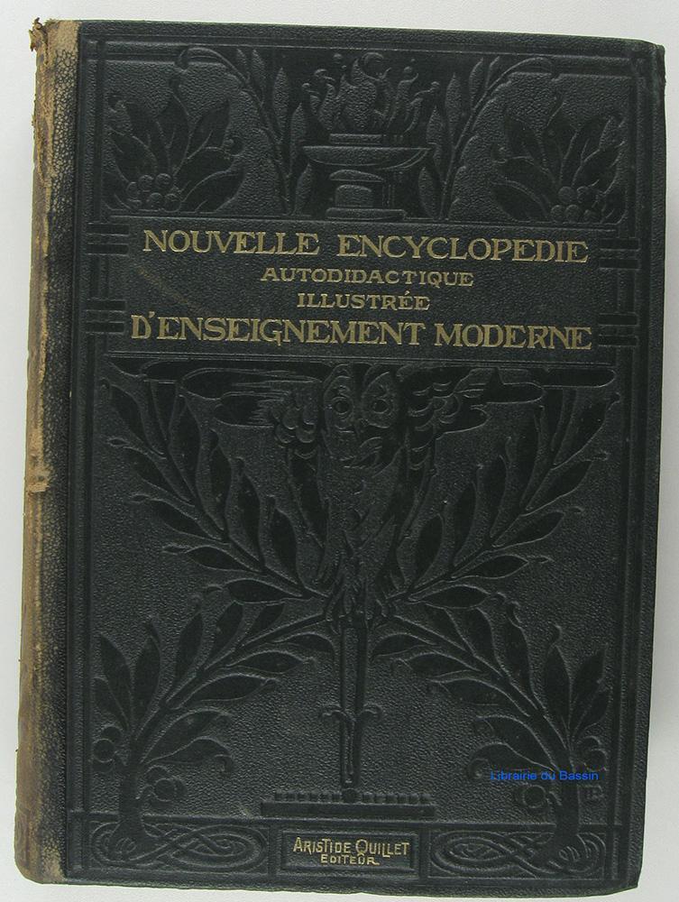 encyclopedie quillet 1922
