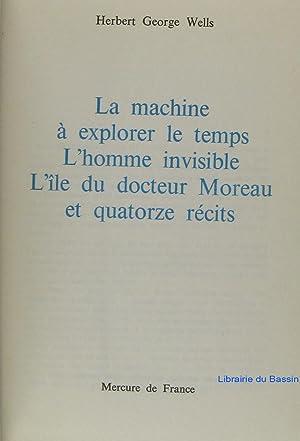Oeuvres de H. G. Wells La machine: Herbert George Wells