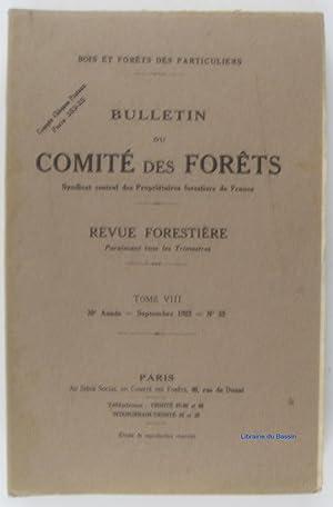 Revue Forestière n°52 Champagne pouilleuse forêt de: Collectif