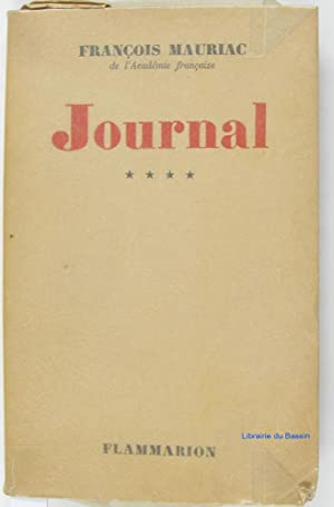 Journal, Tome 4