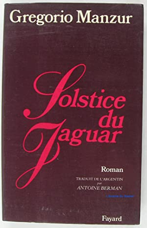 Solstice du Jaguar: Gregorio Manzur