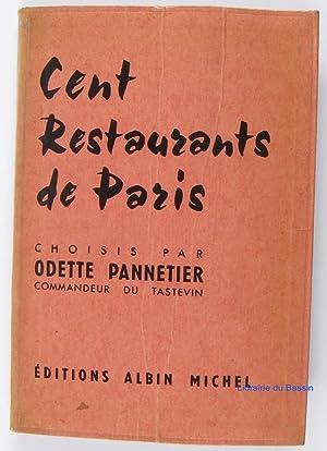 Restaurant Paris Luc Tessier
