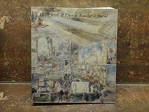 DIDEROT & l'Art de Boucher à David: Collectif