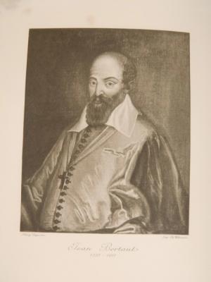 JEAN BERTAUT Abbé d'Aunay premier aumônier de: L'abbé Georges Grente