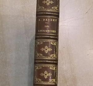 Les amoureuses précédé de Retour sentimental vers: Alphonse Daudet