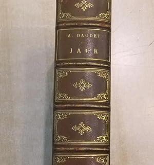 JACK moeurs contemporaines 1876: Alphonse Daudet