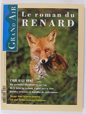 Grand Air n°18 Le roman du renard: Collectif