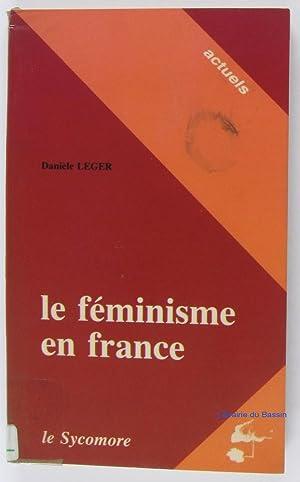Le féminisme en France: Danièle Léger