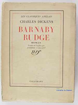 Barnaby Rudge, First Edition