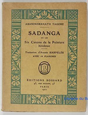 Sadanga ou les six canons de la: Abanindranath Tagore