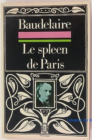 SPLEEN PARIS
