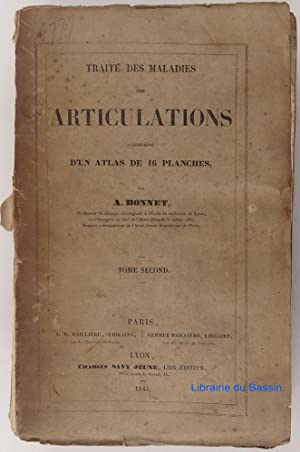 Traité des maladies des articulations, Tome second