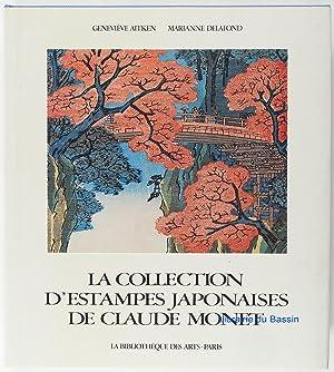 La collection d'estampes japonaises de Claude Monet: Geneviève Aitken Marianne