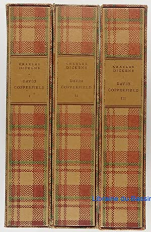 David Copperfield 3 volumes
